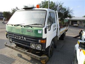 Toyota Dyna, NBU91R - MDDTN3 Dropside Truck