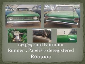 1974 Ford Fairmont