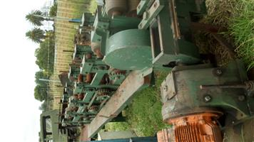 Palisade manufacturing machine for sale