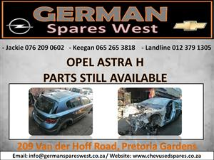 OPEL ASTRA H PARTS S