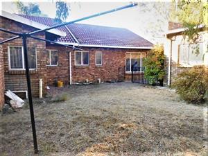3 Bedroom home for sale in Villieria, Pretoria Moot - BARGAIN