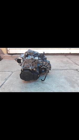 Golf 4 gti 5 speed gearbox