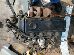 Selling 4563 curburator engine
