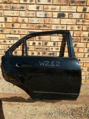 Mercedes Benz E-class W212 Right Rear Door  Contact for Price