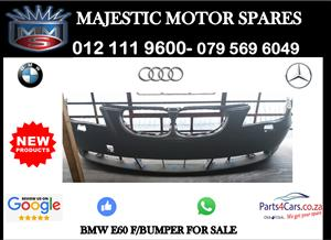 Bmw E60 bumper for sale