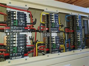3 x large db boards