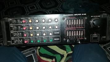 Amplifier AV-466