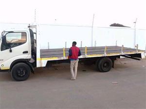 Transportation deliveries and removals