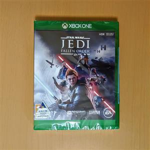 Brand New! (Sealed) Star Wars Jedi: Fallen Order (2019) for Xbox One