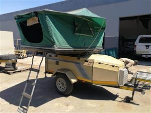 Camping traler