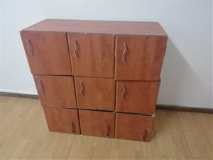 set of 3 cupboards