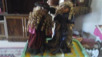 Blonde long haired dolls for sale