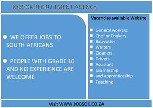 We help South Africans in building their careers