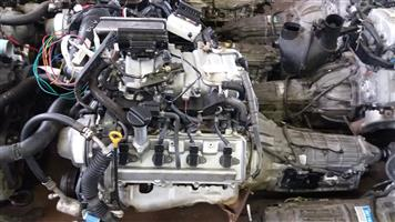 Lexus 4.3 V8 Prewired VVTi Engine & 6 Speed Auto Gearbox # 3UZ