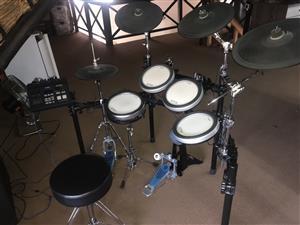 Drums Yamaha Electronic DTX 750