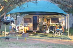 Carport for Caravan