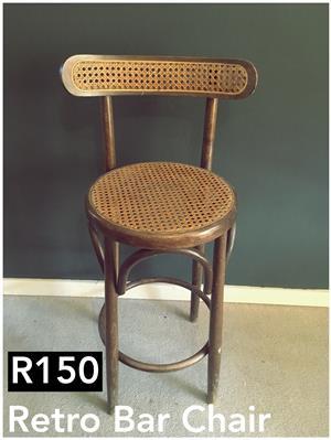Retro Bar Stool Chair