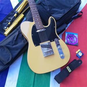 SALE: Telecaster Electric Guitar Package