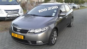 2012 Kia Cerato hatch 1.6 EX
