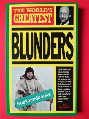 The World's Greatest Blunders - Hamlyn.