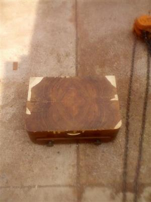 Old wooden drawer case for sale