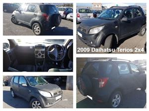 Daihatsu Terios  stripping for spares