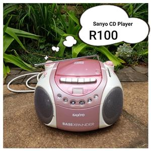 Sanyo cd player for sale