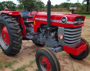 Massey Ferguson (MF) 188 2x4 Pre-Owned Tractor