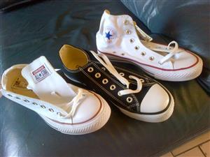 AllStar Converse tekkies - Original