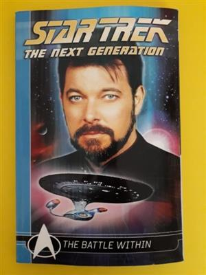 Star Trek - The Next Generation - Michael Jan Friedman - The Battle Within.