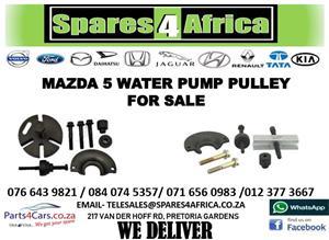 MAZDA 5 WATER PUMP PULLEY