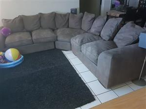 L shape couch for sale