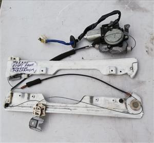 Nissan Murano RH Front Window Mechanism Electric Complete