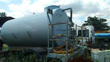 Water Turck Tank