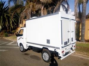 Insulated transport bodies manufacturer