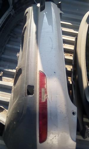 Audi A5 Rear Bumper . . . . . . . . .