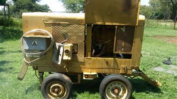 18 KVA Perkins Diesel Generator