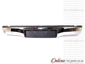 Toyota Hilux Rear Bumper With Bracket And Rubber CP B1 2005-2015