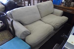 Material 2 Seater Couch