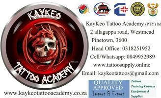 Kaykeo Tattoo Academy