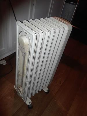 Delonghi electric heater