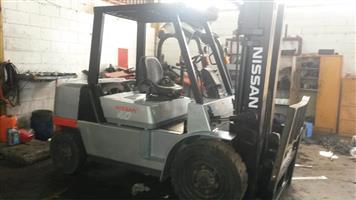 Nissan 4 Ton
