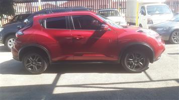 2017 Nissan Juke 1.6 Acenta+