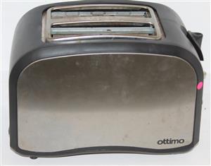 Ottimo 2 slice toaster S031088A #Rosettenvillepawnshop