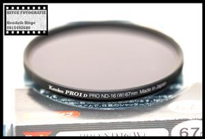 67mm - Kenko PRO1D ND16 Filter