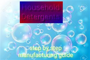 Start your own detergent manufacturing business