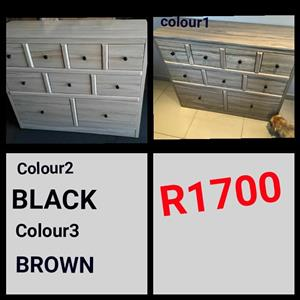 Square chest of drawers for sale
