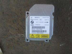 BMW E46 AIRBAG MODULE (65276912755) – USED (SNF)