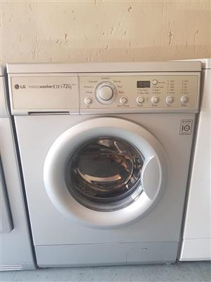 LG Intello washer for sale