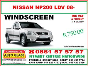 Windscreens S.A.B.S Approved cheap prices